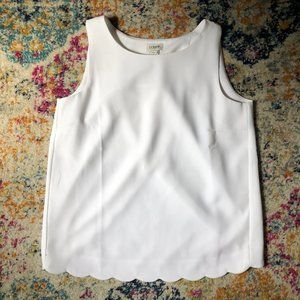 New (without tags) J. Crew Tulip Top